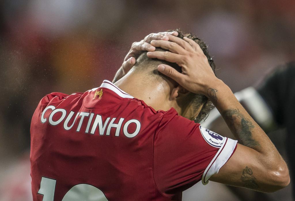 Coutinho in pre-season