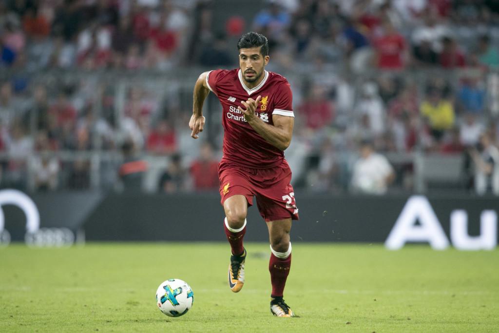 Liverpool midfielder Emre Can has been linked to Juve