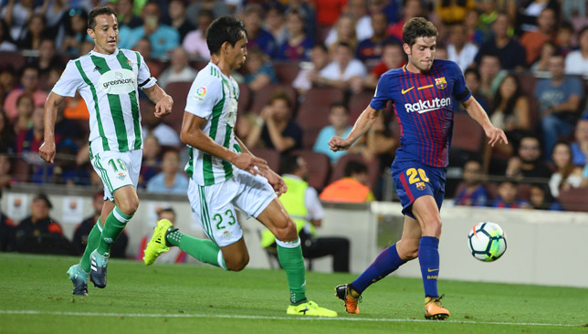 Sergi Roberto: I want to be important