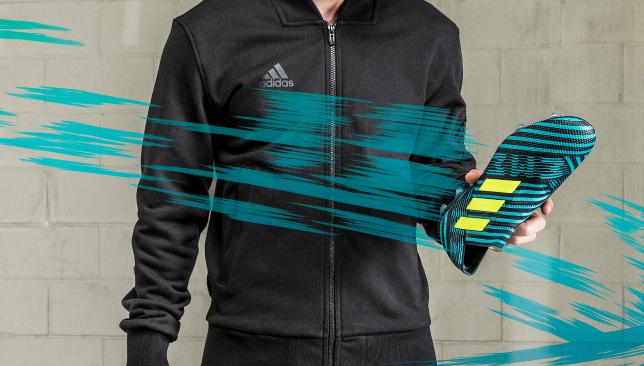 Barcelona star Lionel Messi's new adidas Nemeziz Ocean Storm boots are making waves Football European | Sport360