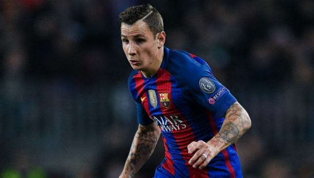 More than a helping hand: Digne.