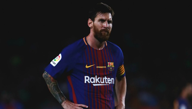 Messi has yet to officially commit to Barcelona.