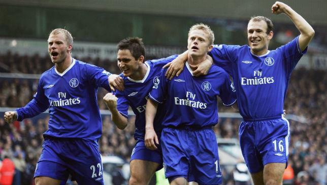 Mourinho's Chelsea
