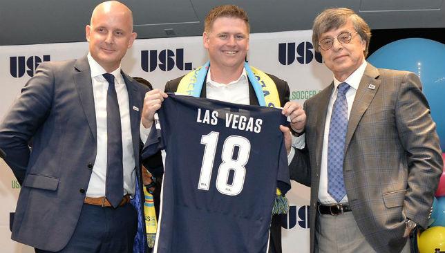 Photo courtesy Jim Oberg, Las Vegas Pro Soccer