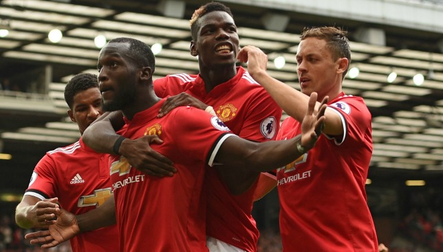Man United sink Swansea 4-0