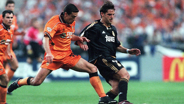 REAL MADRID 3 VALENCIA 0 - May 24, 2000