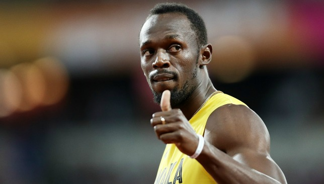Ready for a fitting finale: Bolt.