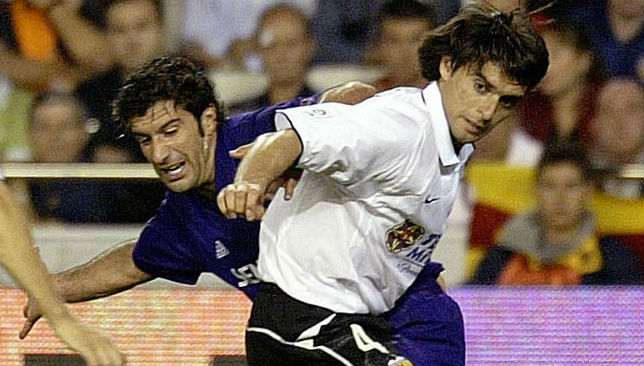 VALENCIA 1 REAL MADRID 2 - May 24, 2003