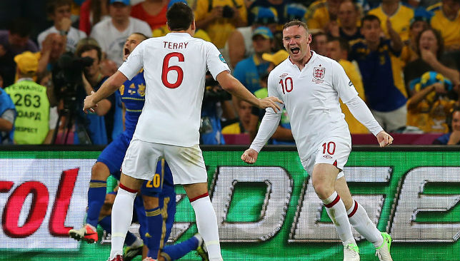 Rooney ended his international career as England's top scorer with 53 goals.