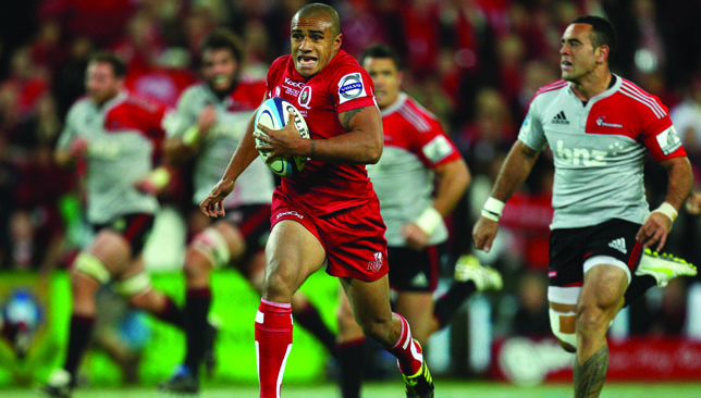 Crusaders outlast 14-man Lions to claim Super Rugby title