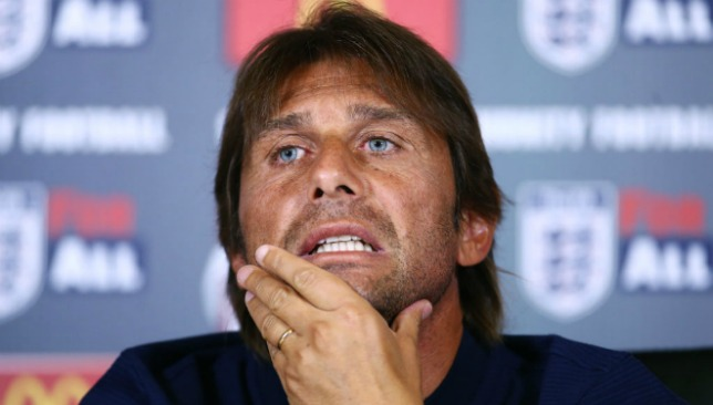 It's been a difficult summer for Conte and Chelsea.