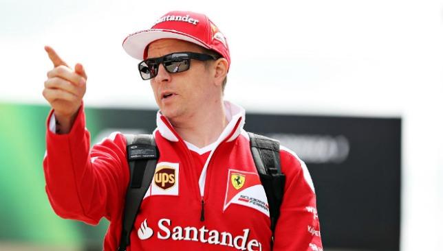 Kimi Raikkonen holds on to his Ferrari seat for 2018.
