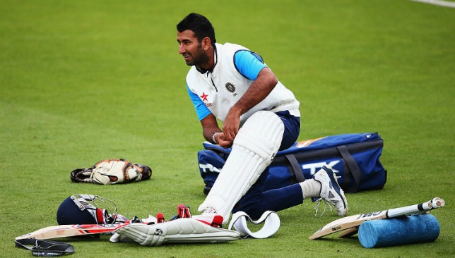 Cheteshwar Pujara will rejoin Nottinghamshire for the final four games.