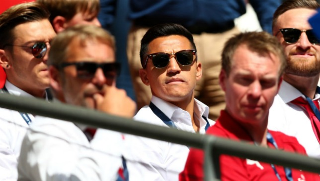 Alexis to make Arsenal return against Liverpool