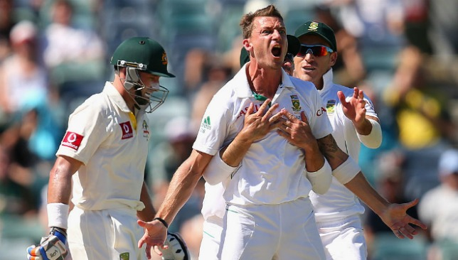 Dale Steyn has signalled he is ready to return after a nine-month injury layoff.