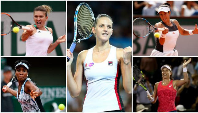 Muguruza, Pliskova and Halep among contenders: US Open predictions