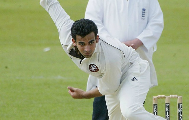 Zaheer's stint at Worcestershire helped him immensely.