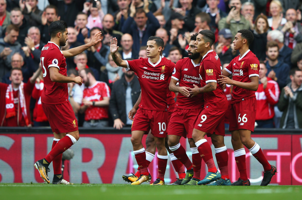 Liverpool star targeted by Real Madrid, Barcelona and Juventus