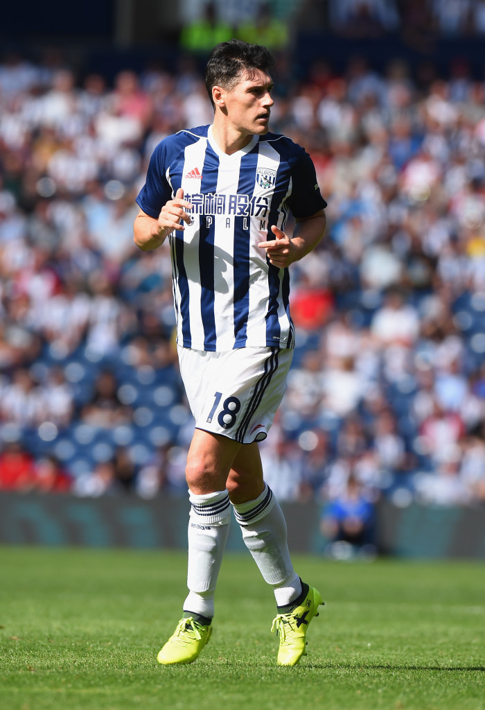 Gareth Barry will become the Premier League's all-time appearances leader.