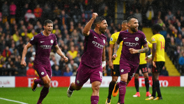 Argentine is bang in form: Aguero.