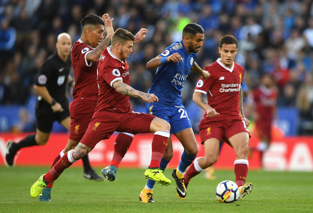 Alberto Moreno is one of several Liverpool defenders better going forward.