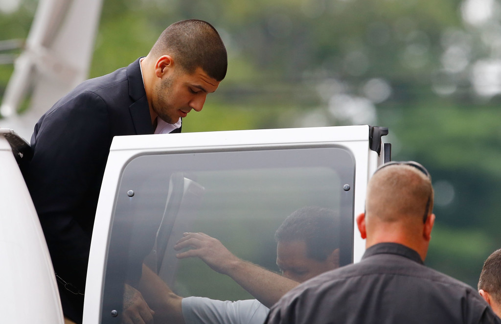 Aaron Hernandez's death has now been linked to CTE.