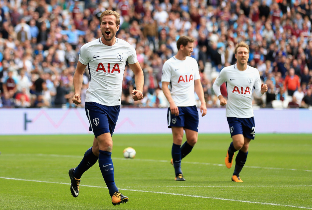 Another prolific London derby for Harry Kane.