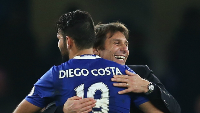 Diego Costa Has A Message For Antonio Conte After Joining Atletico Madrid