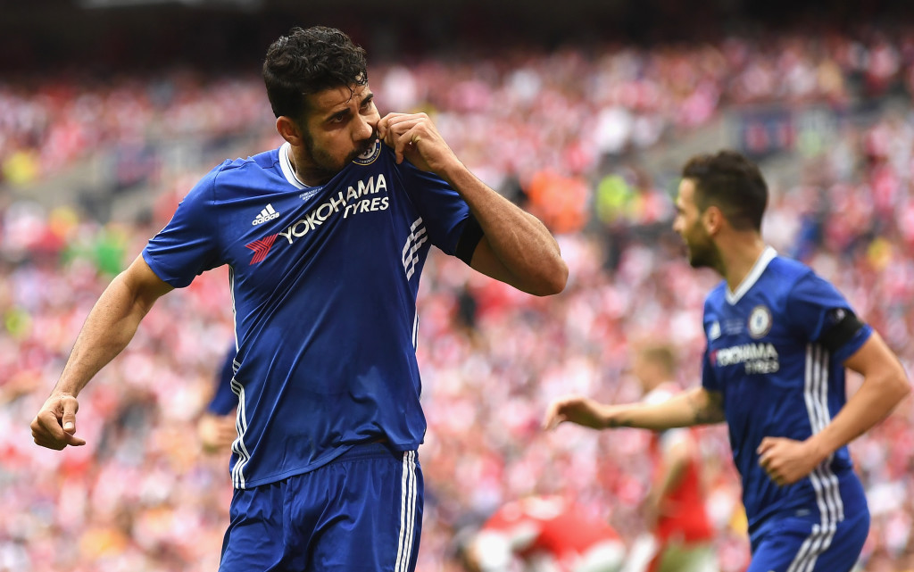 Will Diego Costa be presented to Atletico fans on Wednesday?