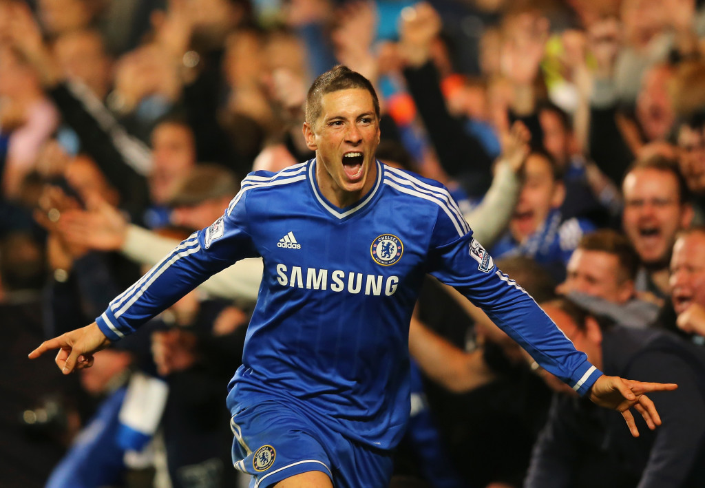 Torres is one of several players who have a connection with both Chelsea and Atletico.