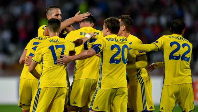 Analysing Arsenal's Europa League opponents BATE Borisov - Sport360 News