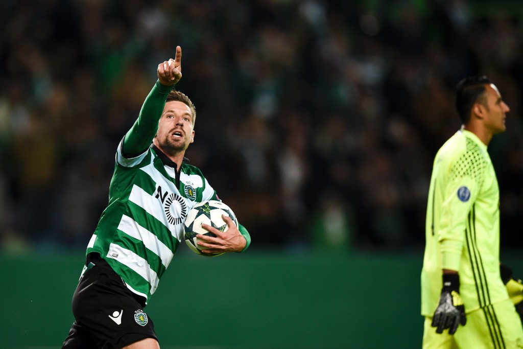 Adrien Silva's move to Leicester City could be completed soon.