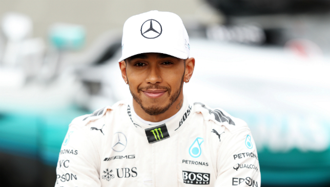 Hamilton surprised himself with pole lap