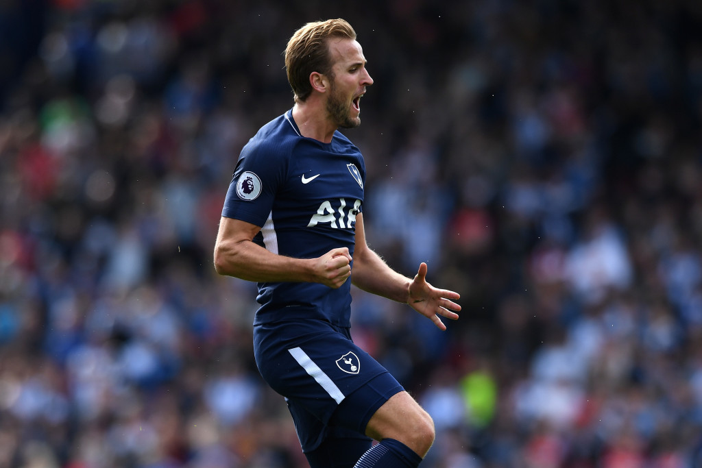 Harry Kane's remarkable September ended with another fantastic display.