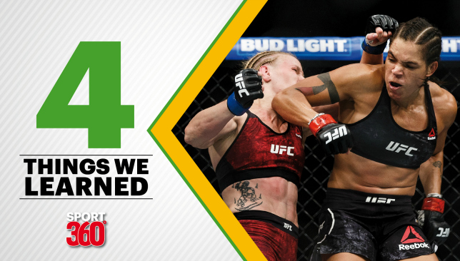 UFC 215: Results and best moments