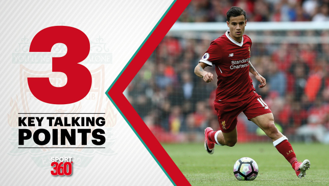 Coutinho in Contention for Manchester City Trip