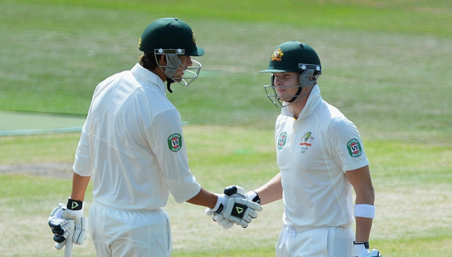 Hogg accused Smith of fast-tracking Ashton Agar's route to the squad.