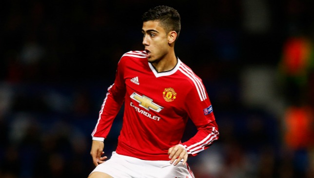 Andreas Pereira is now plying his trade with Valencia.