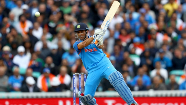 MS Dhoni was the only cricketer nominated for the award this year.