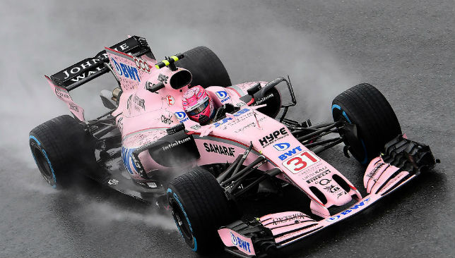 Had a terrific qualifying race: Ocon