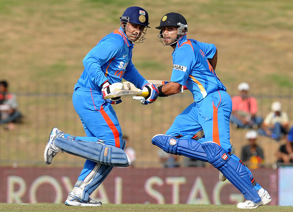 Sehwag said he had consulted former-teammate Kohli before applying for the job.