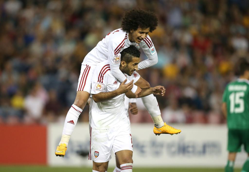 Ali Mabkhout and Omar Abdulrahman