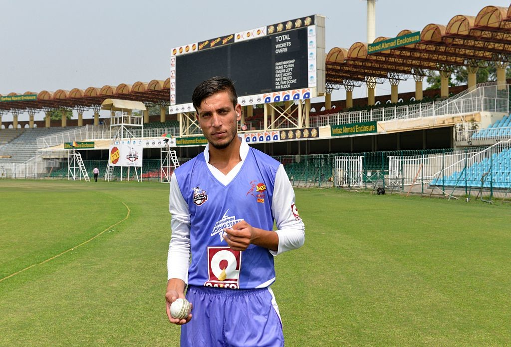 Jan's unique talent saw him snapped up on a 10-year developmental contract with Lahore Qalanders.