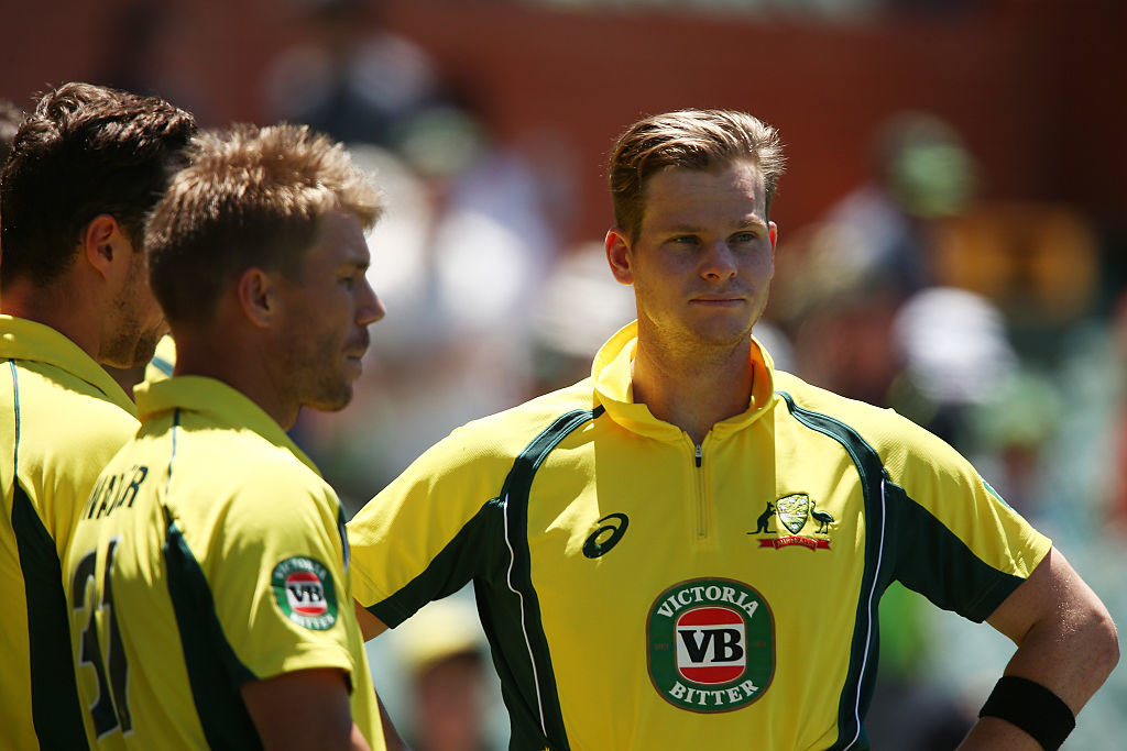 Smith had made the suggestion in his post-match comments.