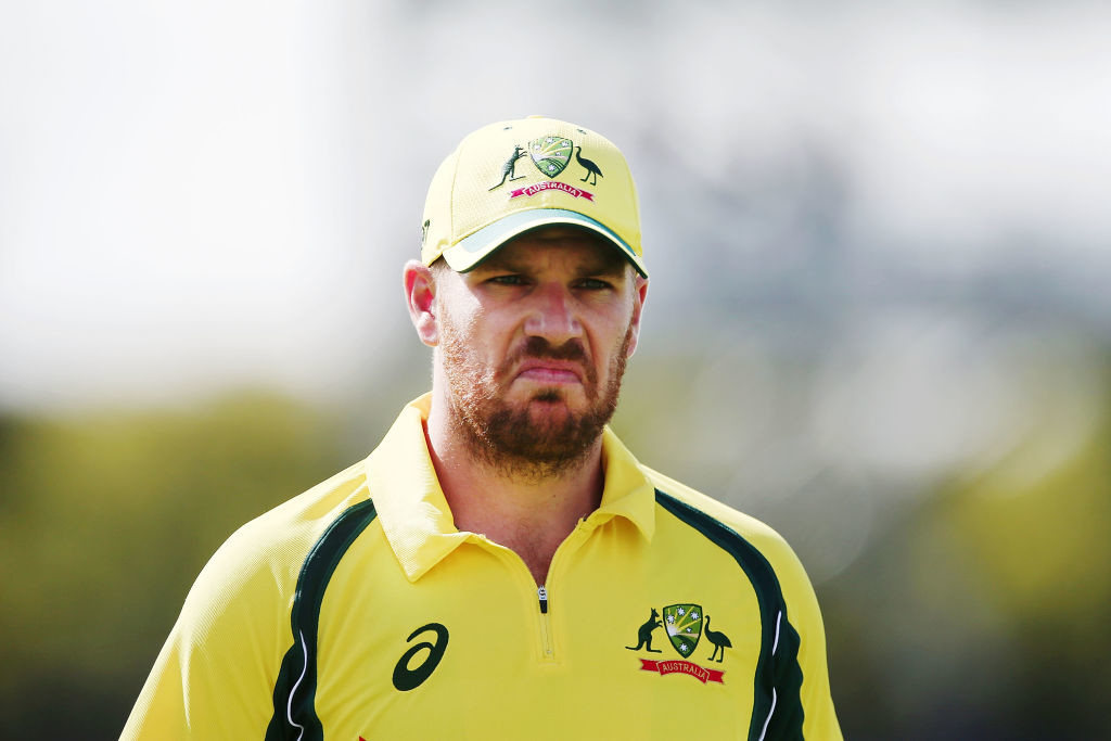 Finch will likely miss the first three ODIs.