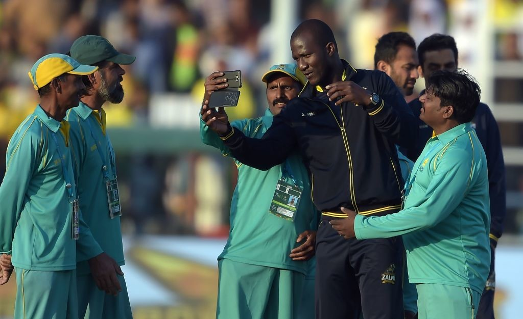The likes of Darren Sammy were paid up to $50,000 for the PSL final.