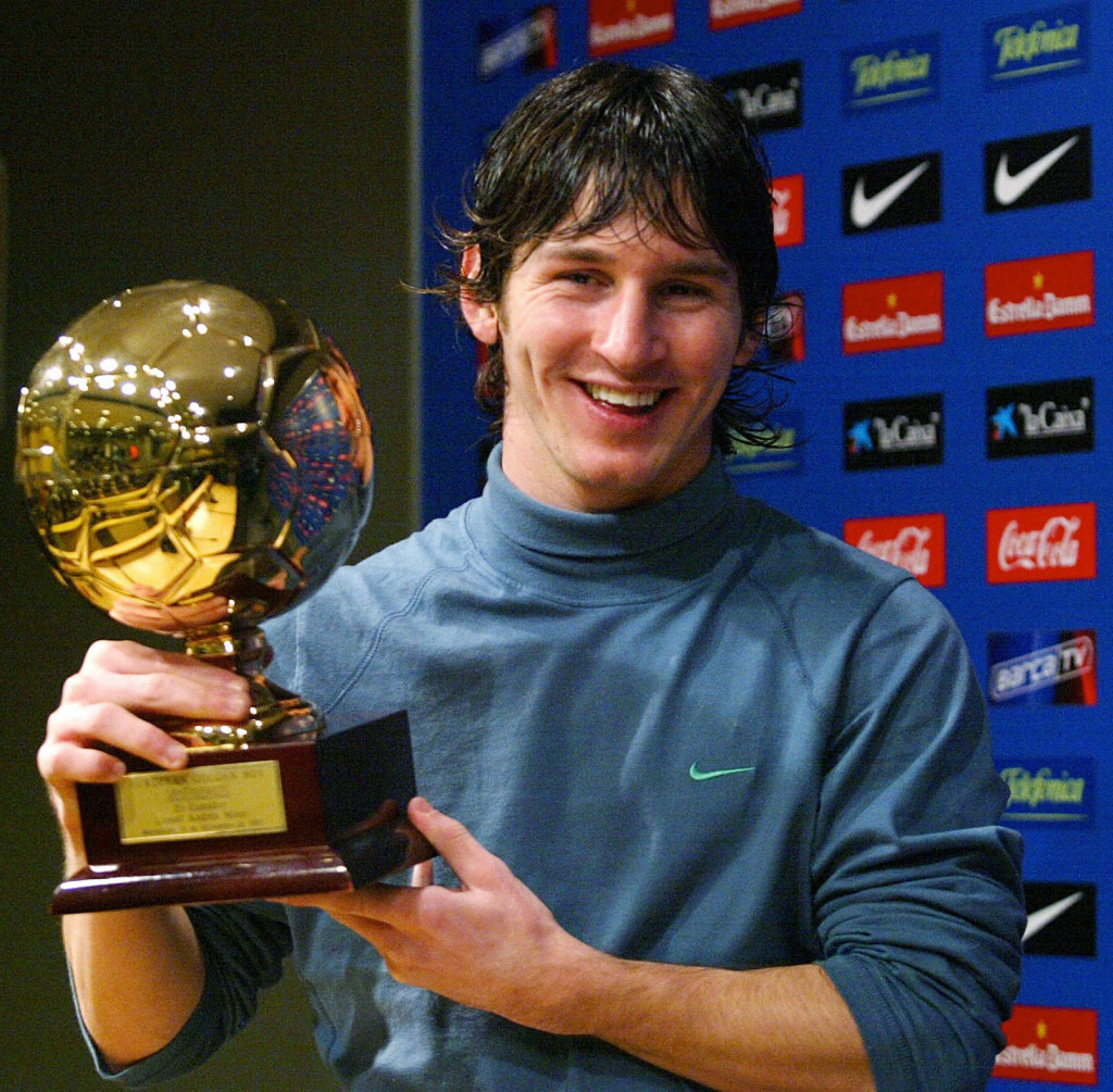 Lionel Messi A Look At The Barcelona Star S Sensational: Lionel Messi A Winner And Mario Balotelli A Loser