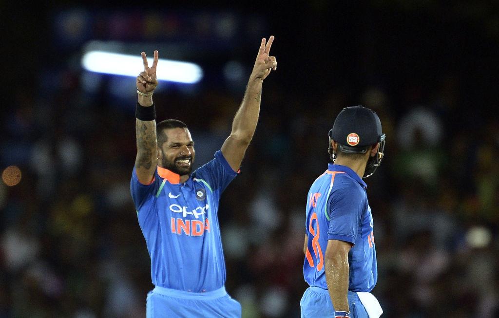 The left-hander had scored a match-winning 132 runs in the first ODI at Dambulla.