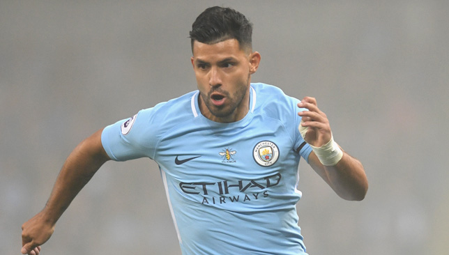Sergio Aguero 'suffers broken ribs after auto crash in Amsterdam'