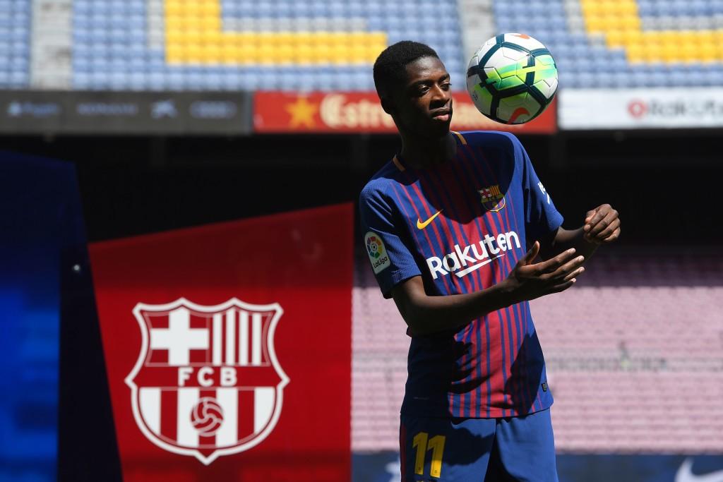 Barcelona's new star Ousmane Dembele